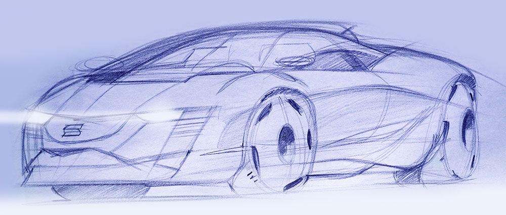 How To Draw Cars: Inspiring Stories For Aspiring Designers
